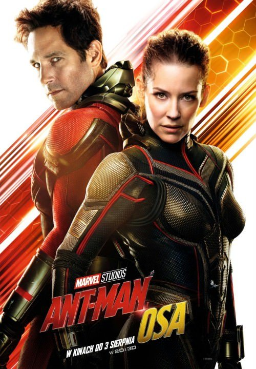 Ant-Man i Osa / Ant-Man and the Wasp (2018) PLDUB.MD.HDCAM.x264-GrupaFOX / Dubbing PL (KiNO)