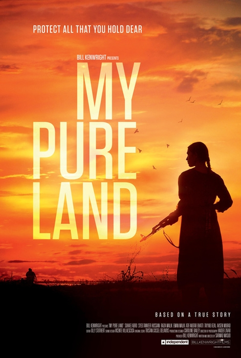 Moja ziemia / My Pure Land (2017)  PL.NF.WEB-DL.Xvid-KiT / Lektor PL