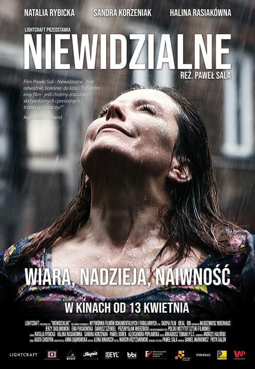 Niewidzialne (2017)  PL.HDTV.Xvid-K83 / Film polski