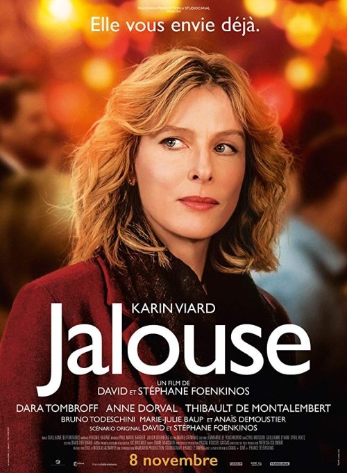 Zazdrość / Jalouse (2017) PL.720p.BluRay.x264.AC3-KiT / Lektor PL