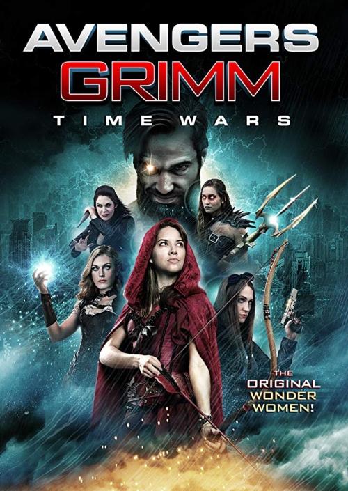 Mścicielki Grimmów - walka z czasem / Avengers Grimm: Time Wars (2018) PL.720p.BluRay.x264-KiT / Lektor PL