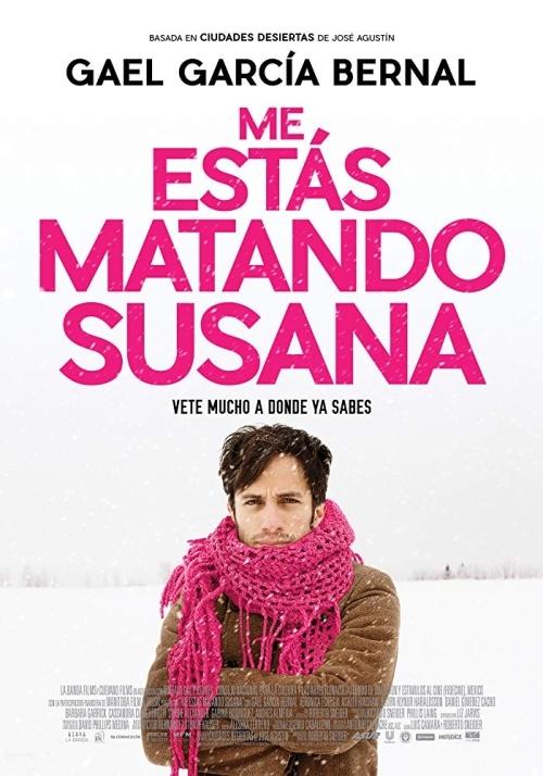 Susano, zabijasz mnie / Me estás matando Susana (2016) PL.WEB-DL.XviD-KiT / Lektor PL