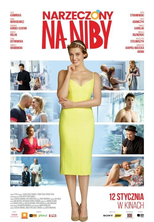 Narzeczony na niby (2018) PL.DVDRip.XviD-KiT / Film polski