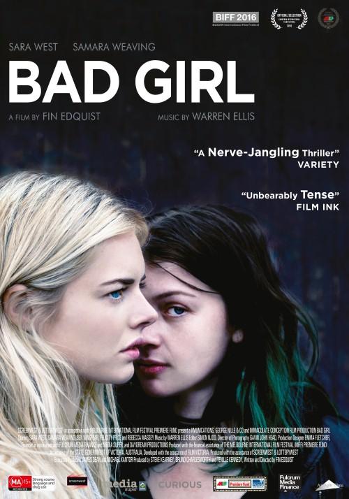 Buntowniczka / Bad Girl (2016) PL.WEB-DL.XviD-KiT / Lektor PL