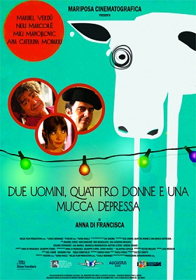Due Uomini, Quattro Donne E Una Mucca Depressa (2015).avi DVDRiP XviD AC3 - iTA