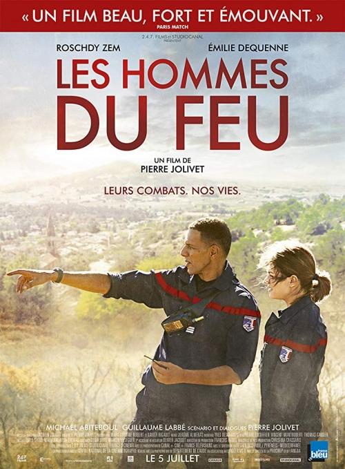 Strażacy / Les hommes du feu (2017) PL.BRRip.XviD-KiT / Lektor PL