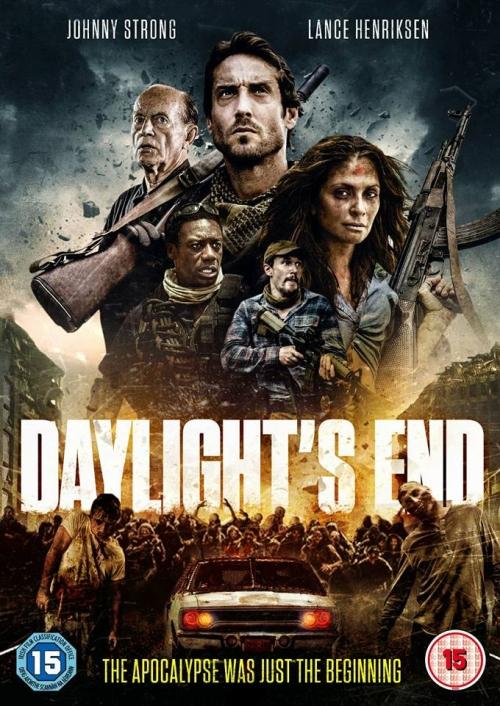 Koniec naszych dni / Daylight's End (2016) PL.720p.BluRay.x264-KiT / Lektor PL