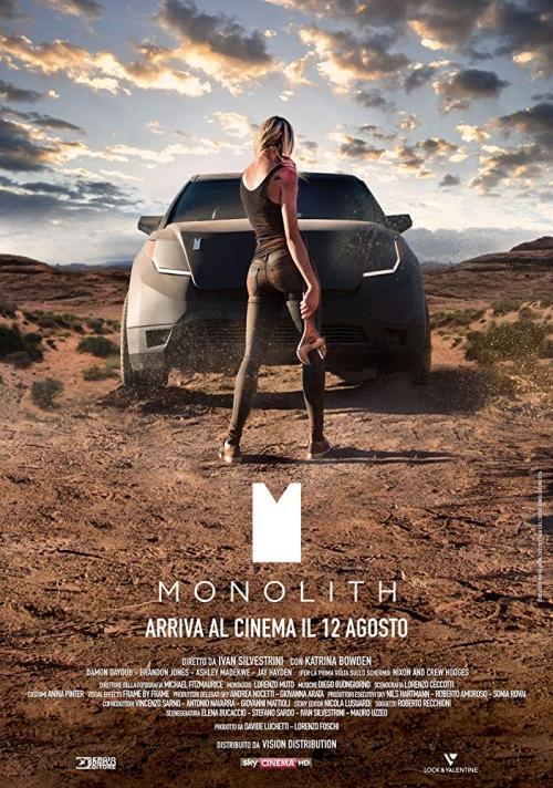 Monolit / Monolith (2016) PL.1080p.WEB-DL.x264-KiT / Lektor PL