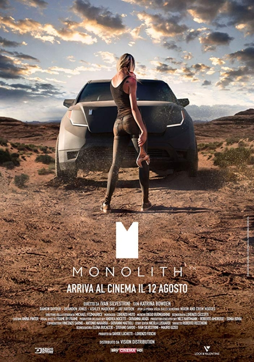Monolit / Monolith (2016) PL.WEB-DL.XviD-KiT / Lektor PL