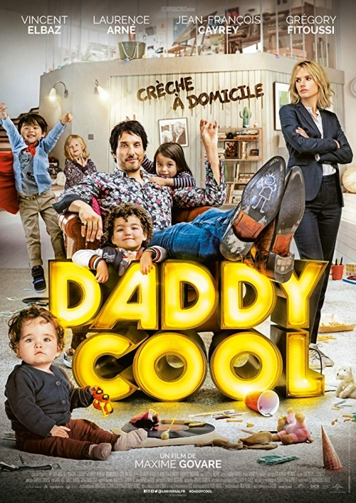 Daddy Cool (2017) PL.BRRip.XviD-KiT / Lektor PL