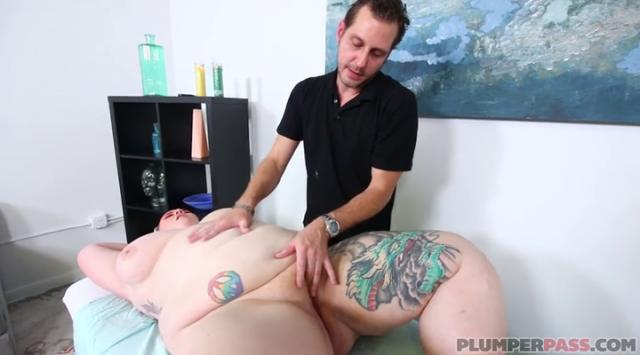 PlumperPass: Thick Ruby Massage – Ruby Sinclaire
