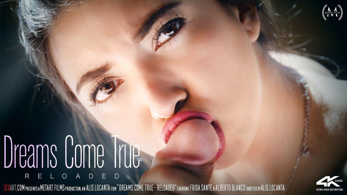 SexArt: Frida Sante – Dreams Come True Reloaded