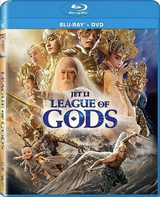 League Of Gods (2016).avi BDRiP XviD AC3 - iTA