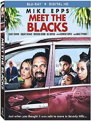 Meet The Blacks (2016).avi BDRiP XviD AC3 - iTA