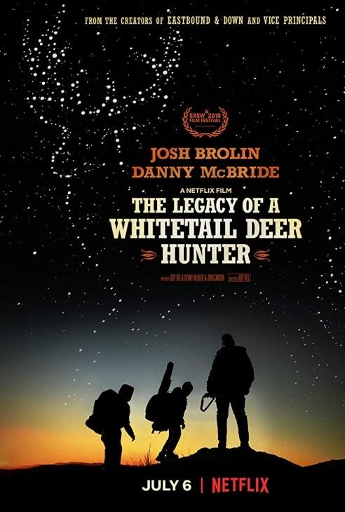 Polowanie z tatą / The Legacy of a Whitetail Deer Hunter (2018) PL.HDRip.x264.AC3-KiT / Lektor PL