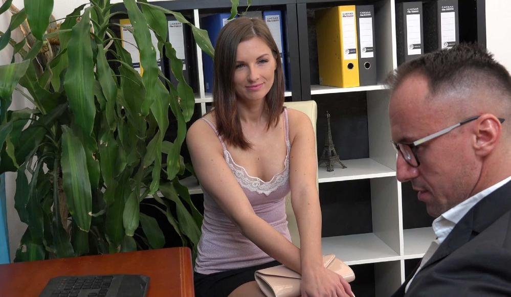 FuckingOffice:  – Jenifer Jane CZECH