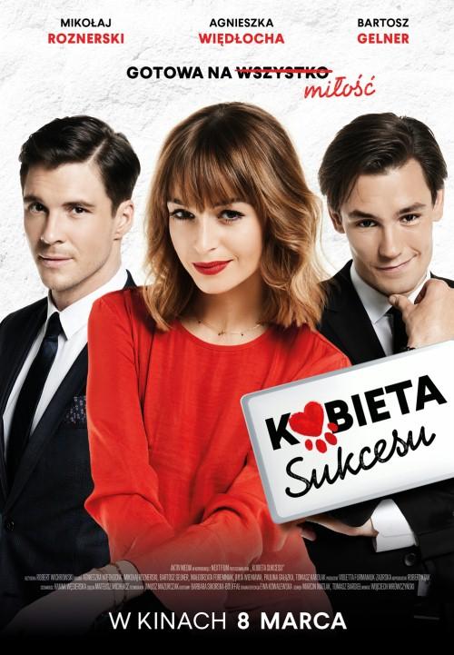 Kobieta sukcesu (2018) PL.DVDRip.XviD-KiT / Film polski