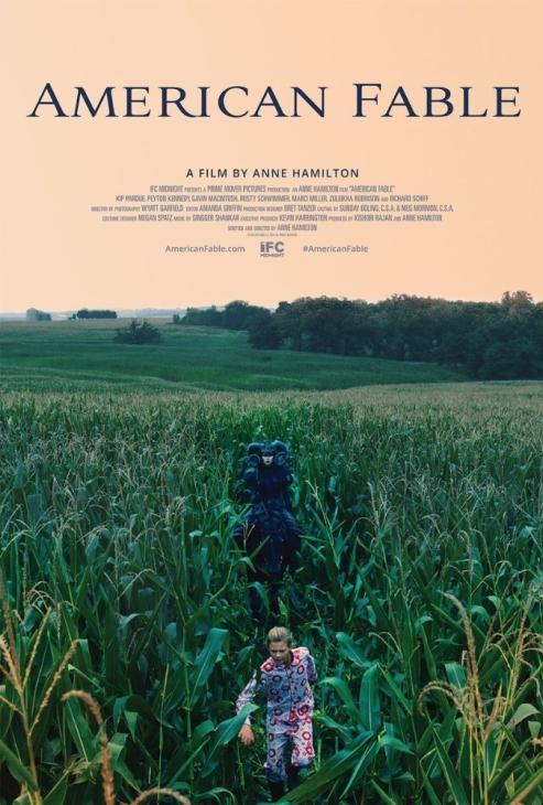 Amerykańska baśń / American Fable (2016) PL.WEB-DL.XviD-KiT / Lektor PL